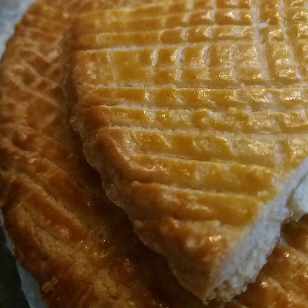 """le broyé du Poitou """" galette extra"""