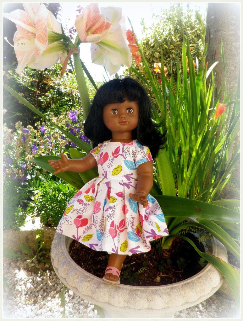 Taïna présente la robe de juin 2016