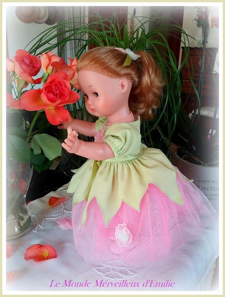 Ninon Reine des Fleurs février 2007