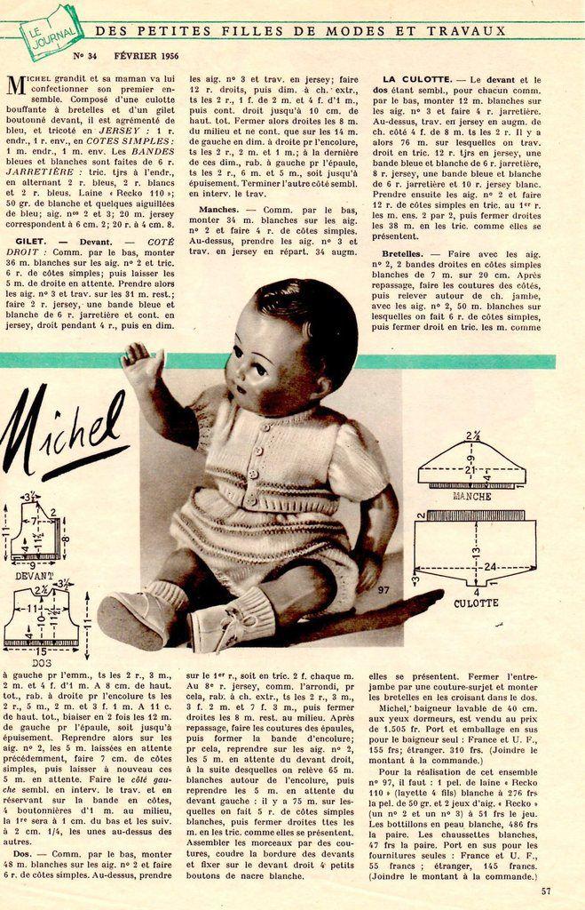 Petit Colin Lucas et la tenue de février 1956