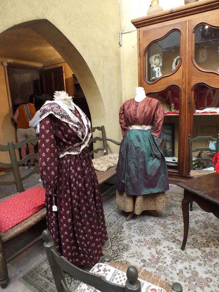 Emilie-Lise visite un musée provençal