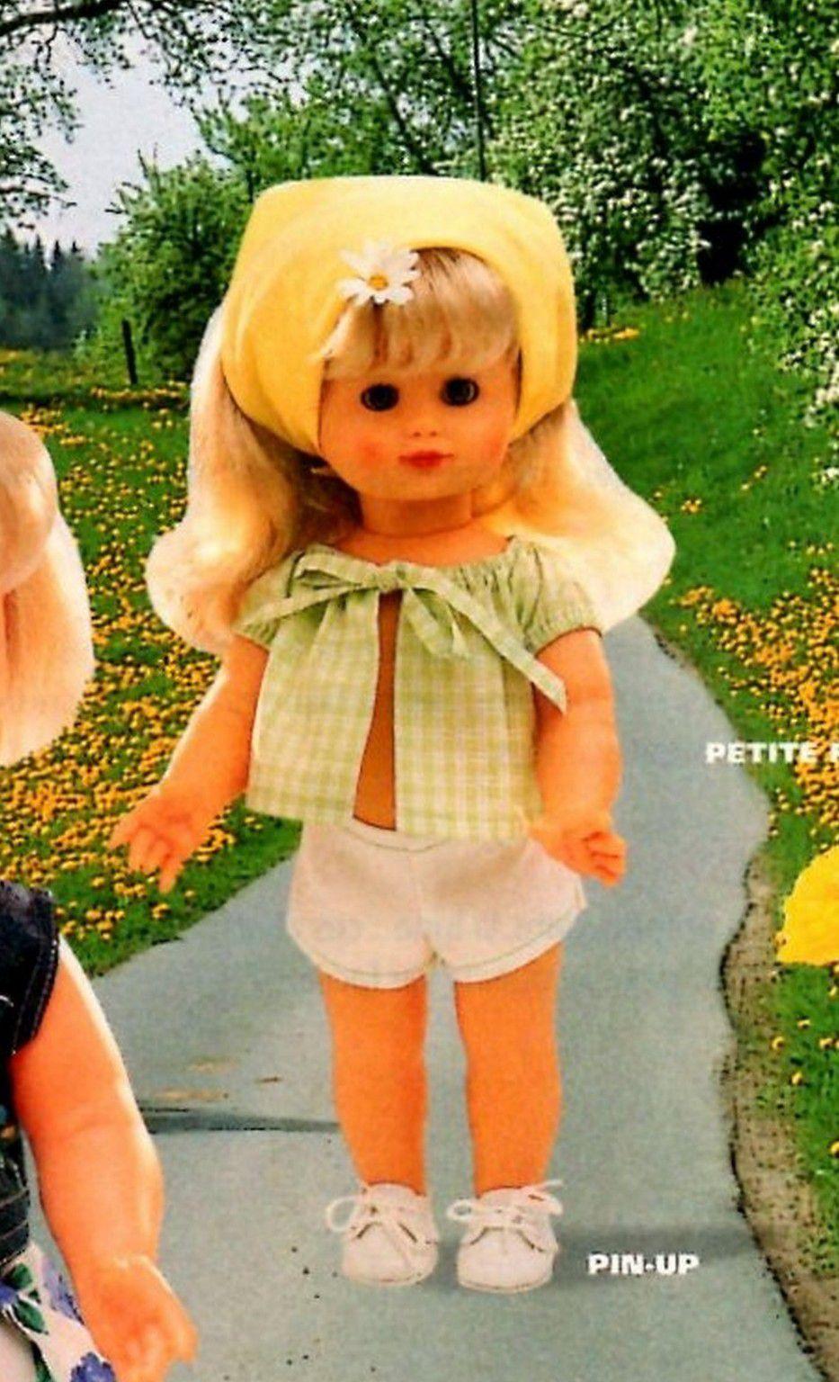Emilie-Juliette en Pin-Up juillet 2000