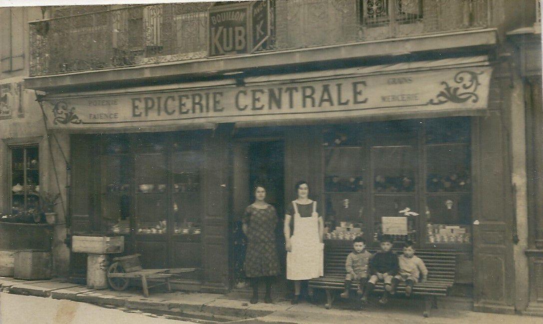 épicerie Lauze à Quillan