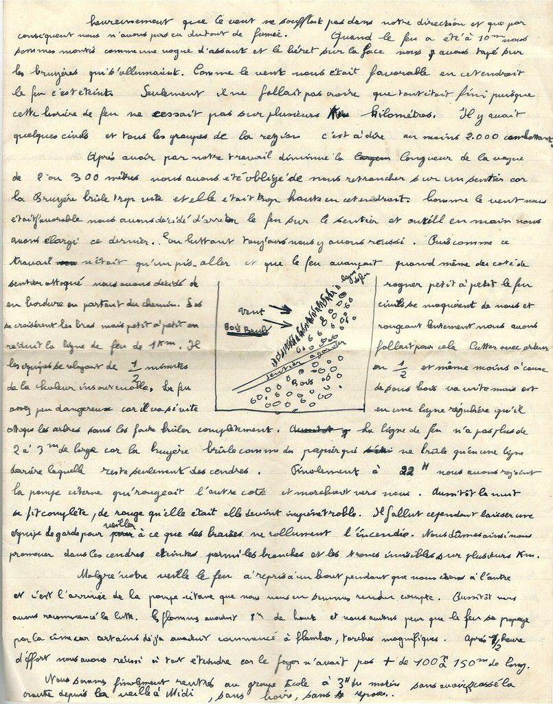 Albert Jarlier Lettre du 06 mai 1942 page 2