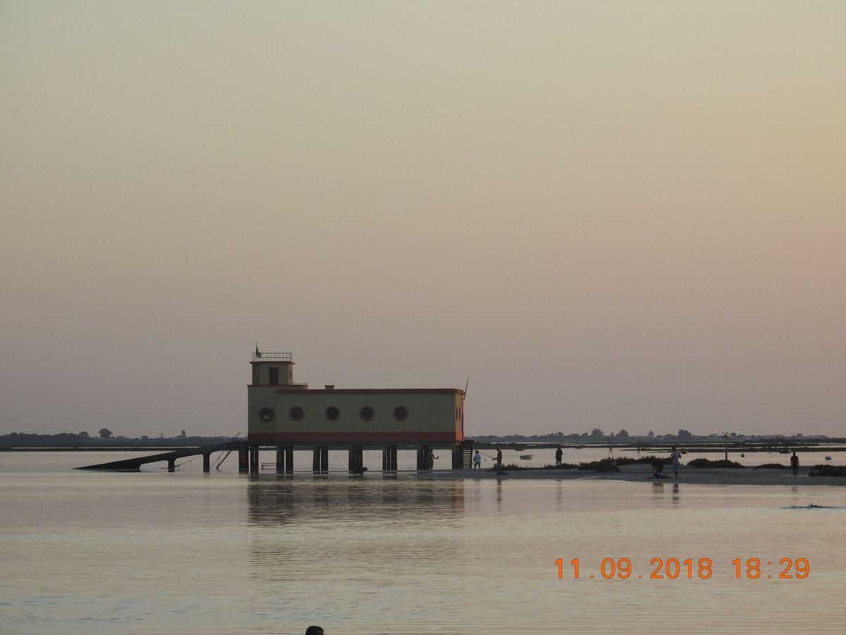 location saisonnière pour vacances à Olhao, Fuseta, Ria Formosa, Algarve, Portugal