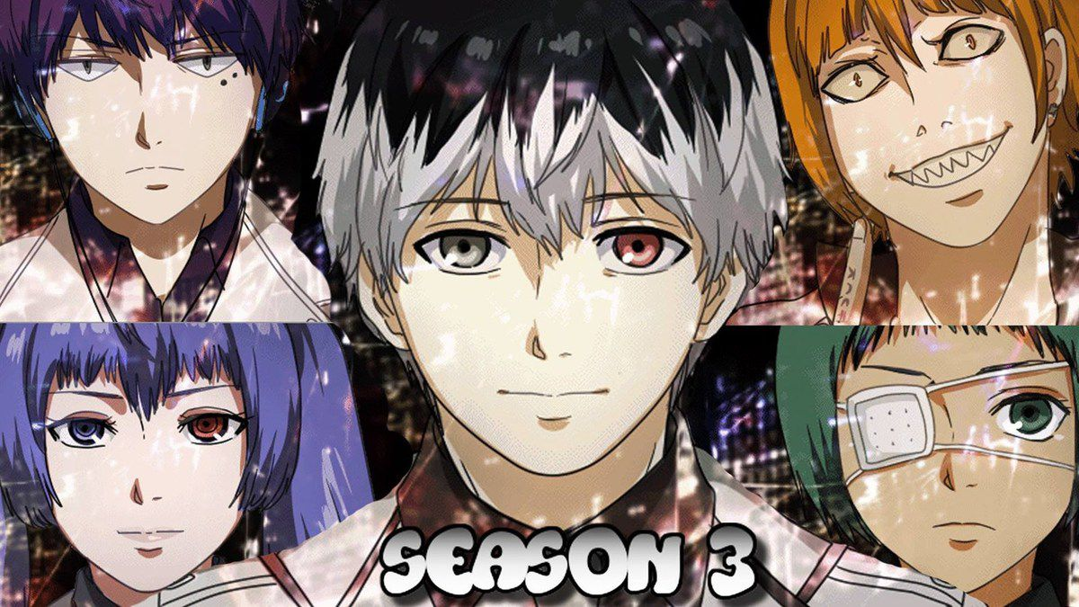 SPECIAL: REACTION TO TOKYO GHOUL: RE SEASON 3