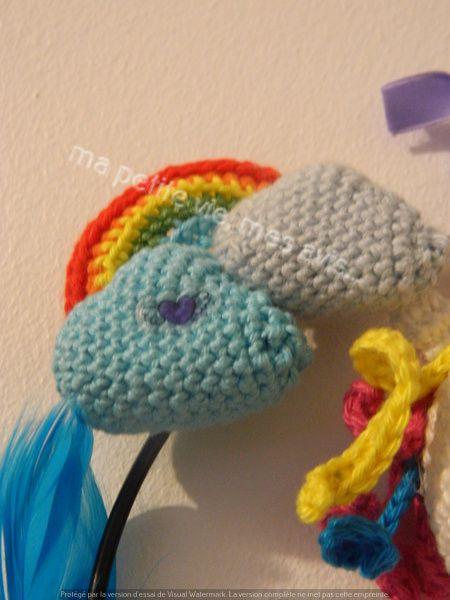 Tricrochepar pam passion Crochet/tricot .