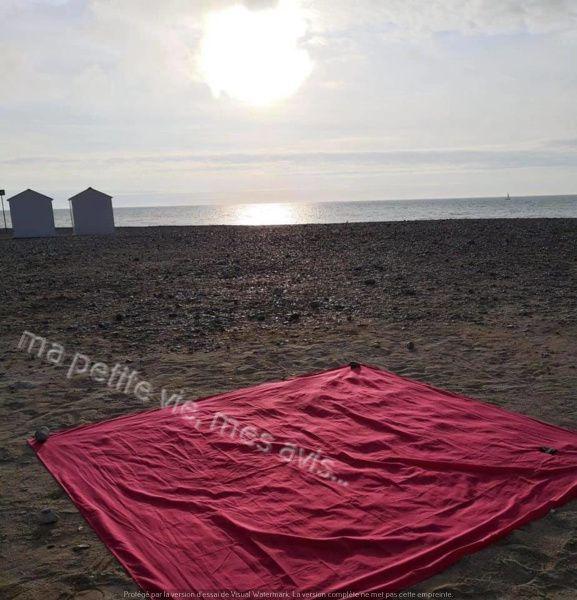 drap de plage ôbaba avis