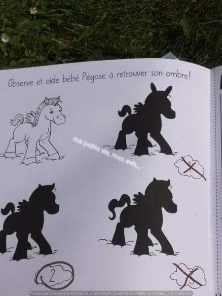 livre activités enfant