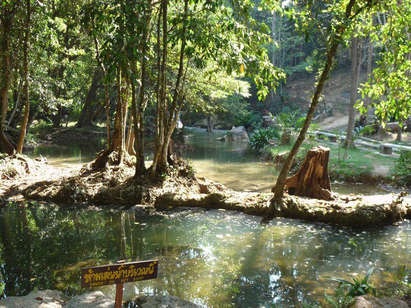 Cascade de Erawan