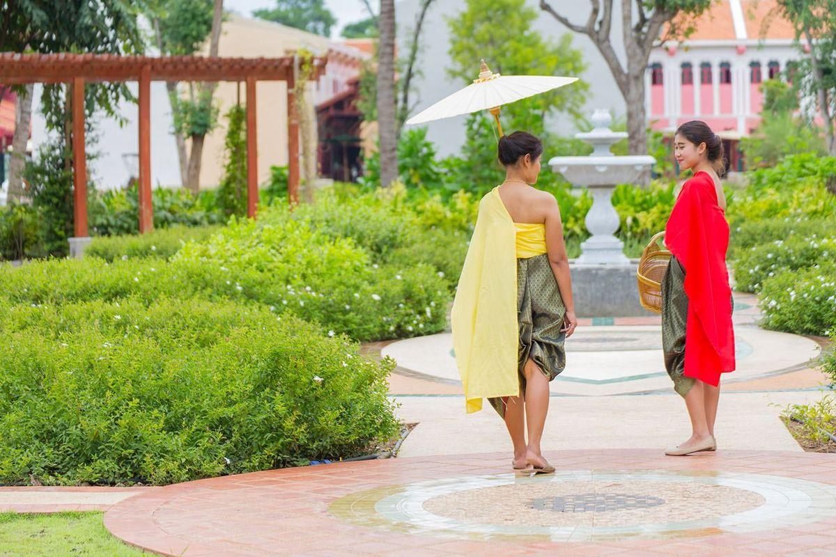 Le Jardin de Jasmin (Suan Mali) à Mallika