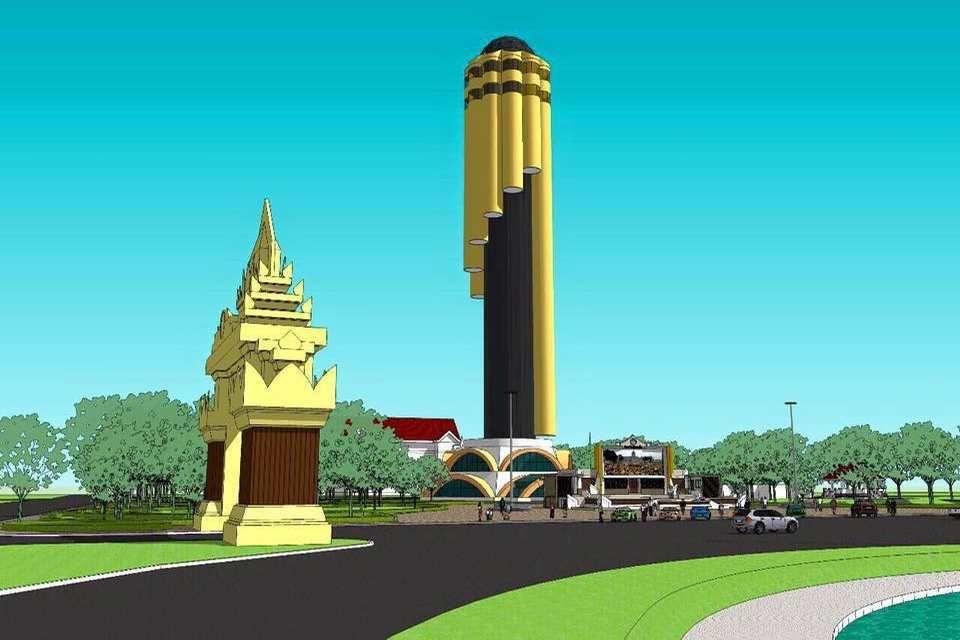 Safarine tours Thailande