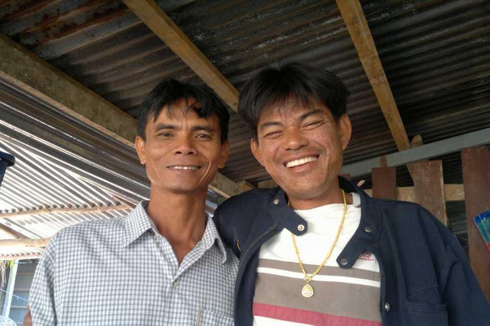 Sourires de Thaïlande