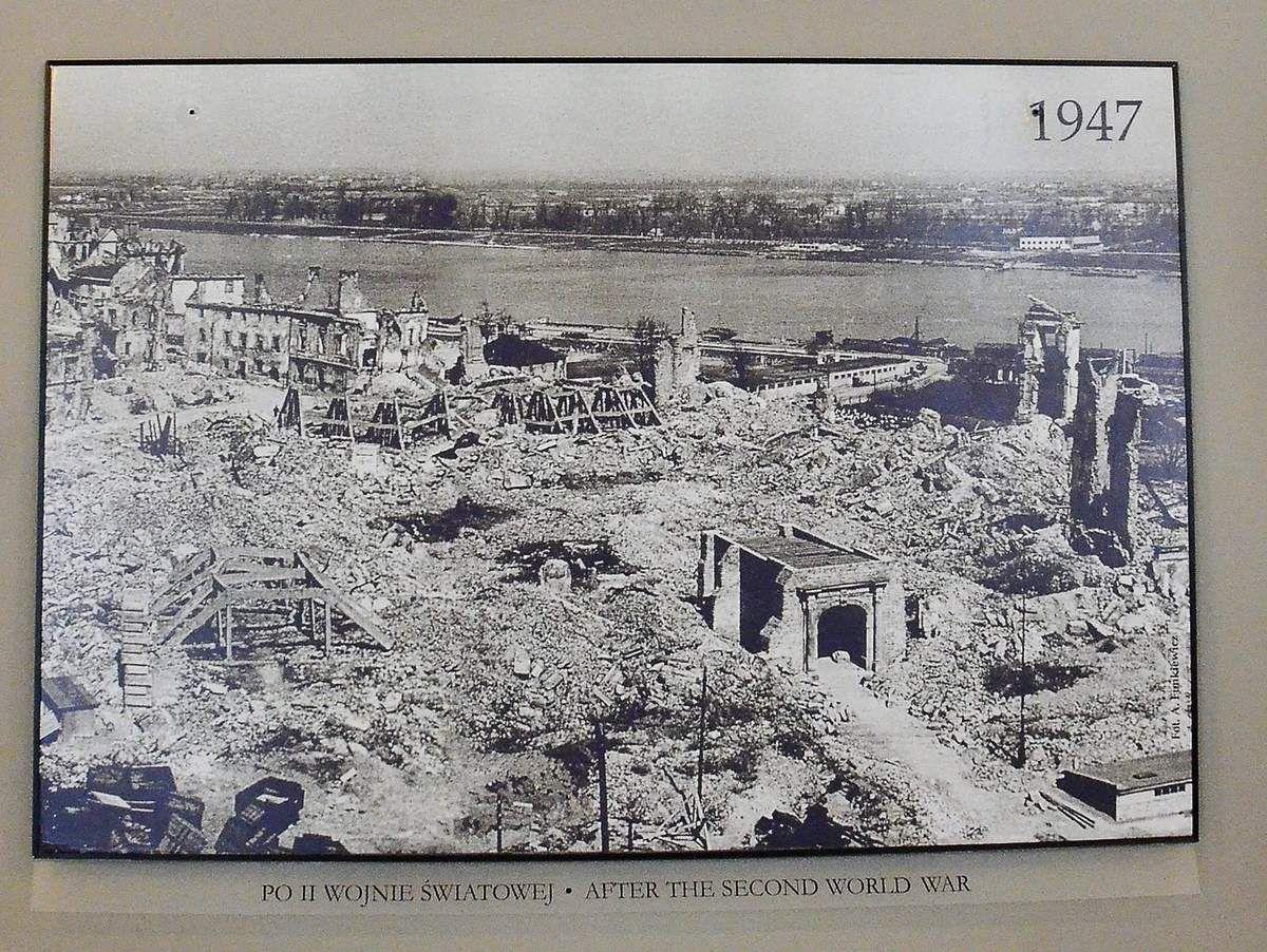 Jour 10 - WARSOVIE
