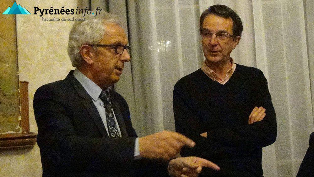 Jean-Bernard Sempastous, à droite sur la photo (DR).