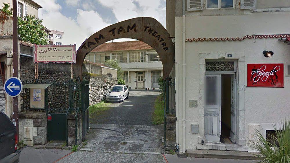 Le Tam Tam Théâtre à Pau (DR).