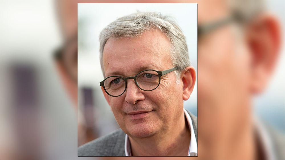 Pierre Laurent (DR).