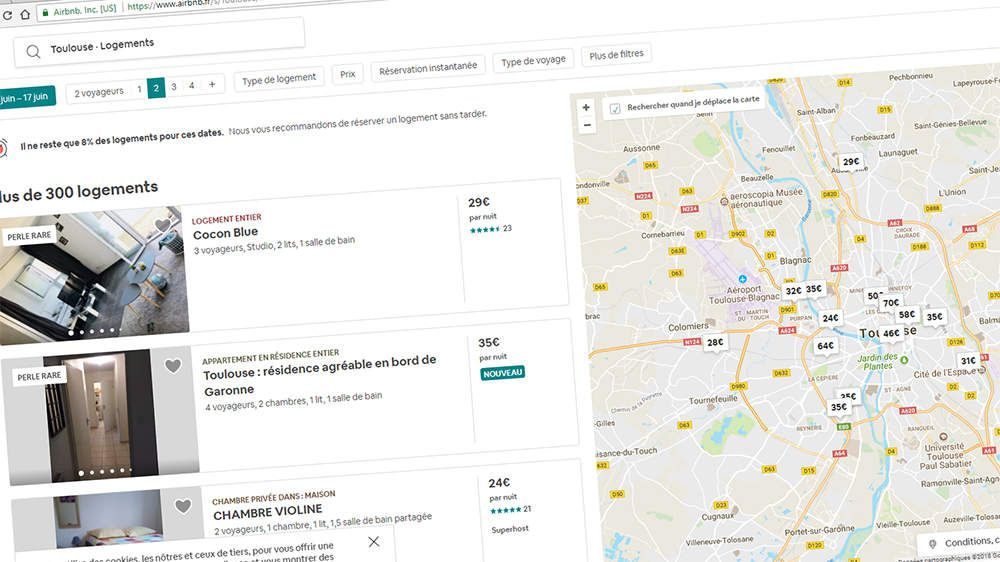 Airbnb Toulouse