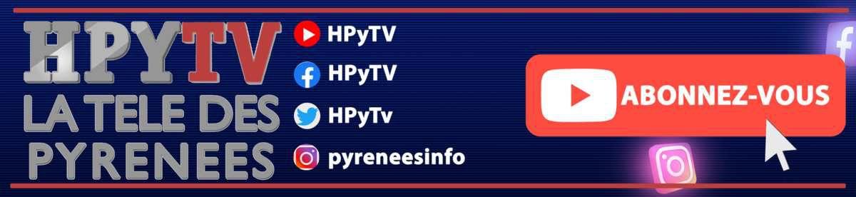 HPyTv La Télé des Pyrénées sur YouTube
