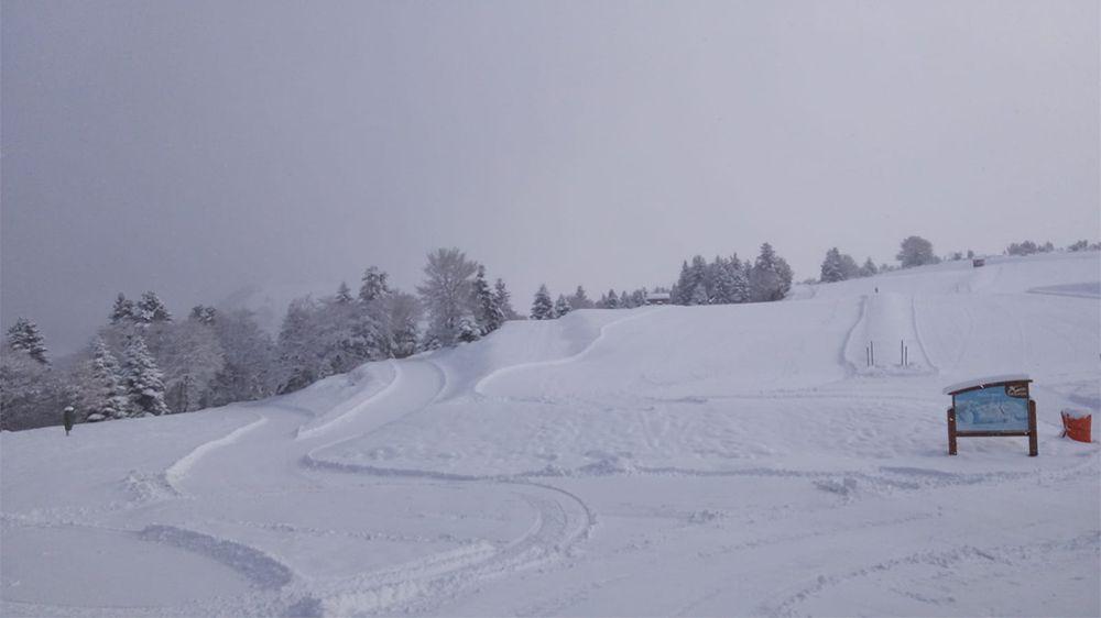 Espace Nordique Val d'Azun
