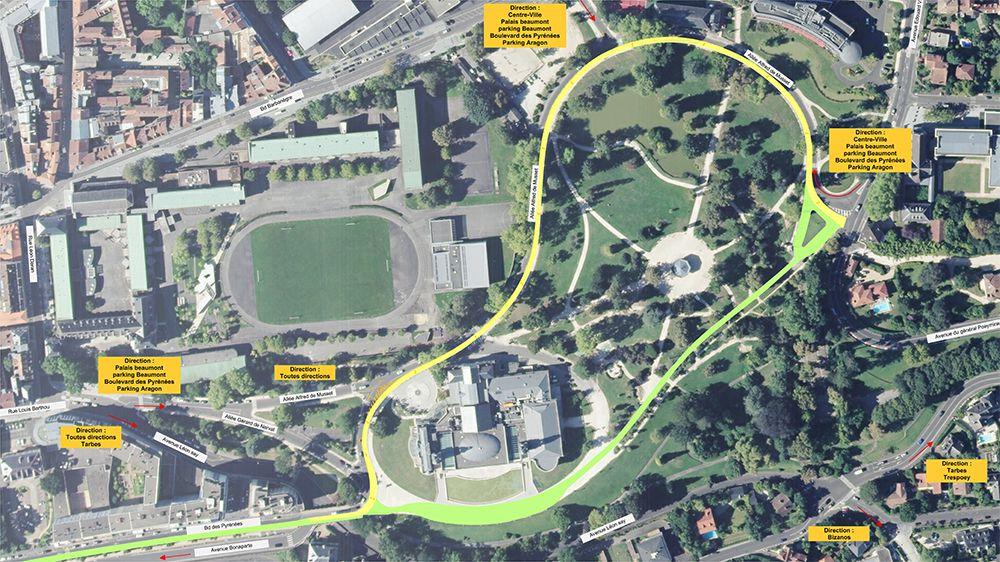 Plan Vélo Pau