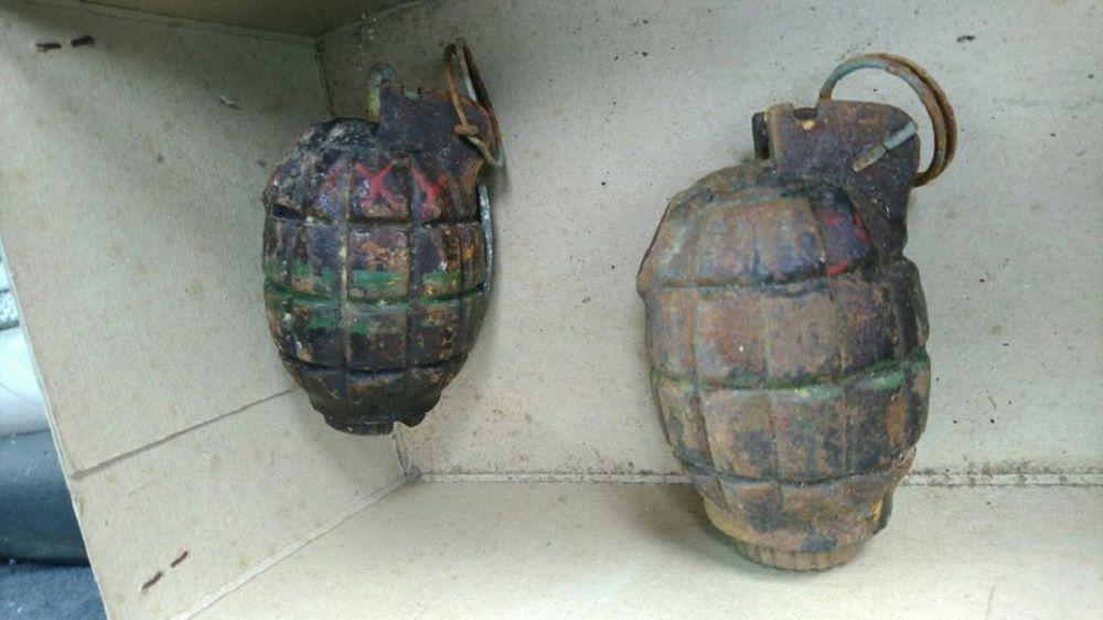 Grenade à Trie-sur-Baïse