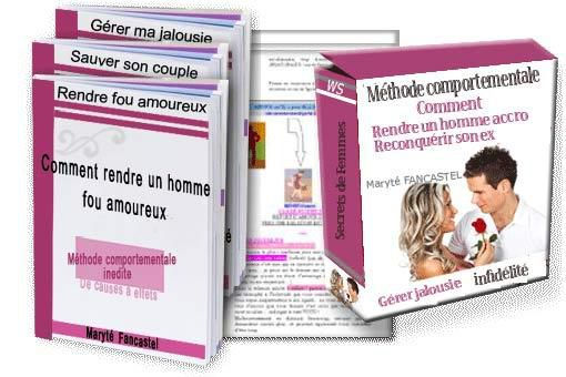 Methode comportemenale secrets de femmes