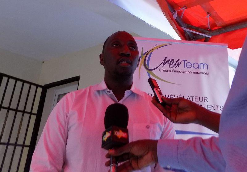 Souleymane DRAVE Directeur Général CREATEAM