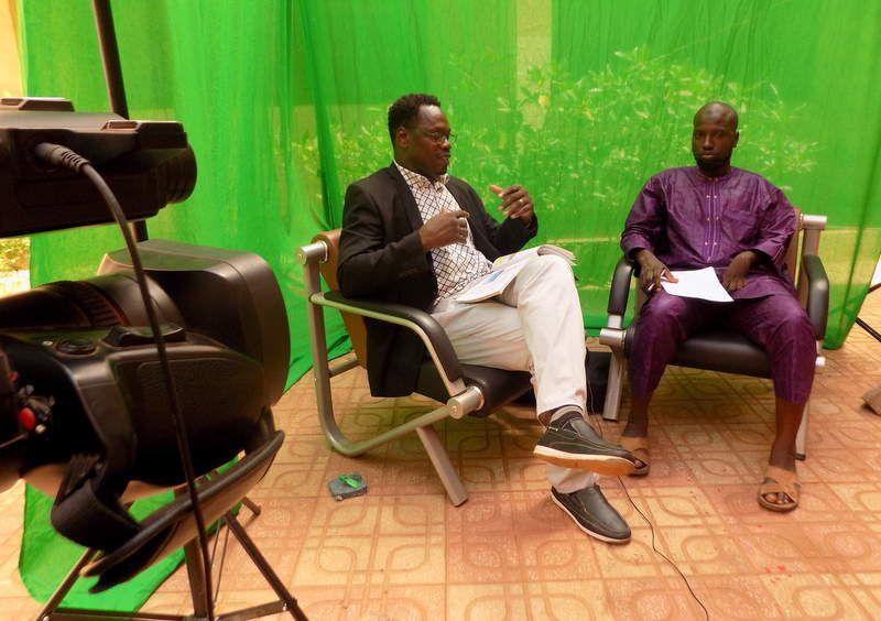 REPORTAGE INTERVIEW PAR ENERGIE TV