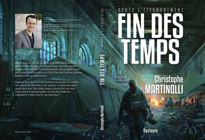 Après l'effondrement : Fin des temps, tome 3 – @Martinolli