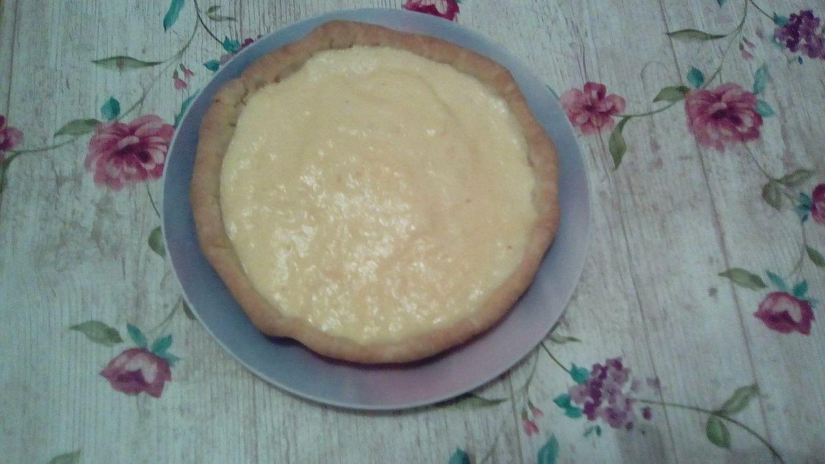 Lemon Pie (ou tarte au citron) à ma façon
