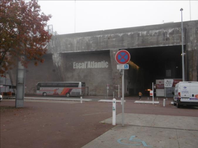 13/10/2017 Visite des chantiers de Saint Nazaire