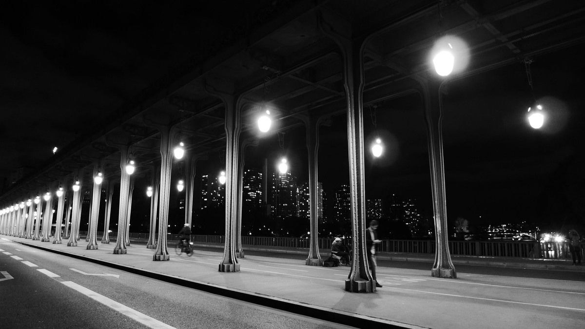 Pont de Bir-Hakeim, Paris XV