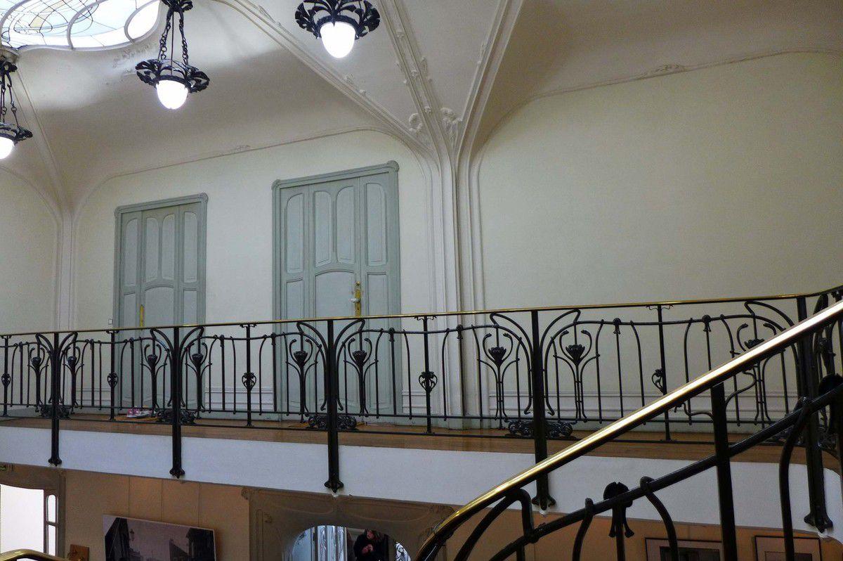 Hôtel Mezzara (Hector Guimard)