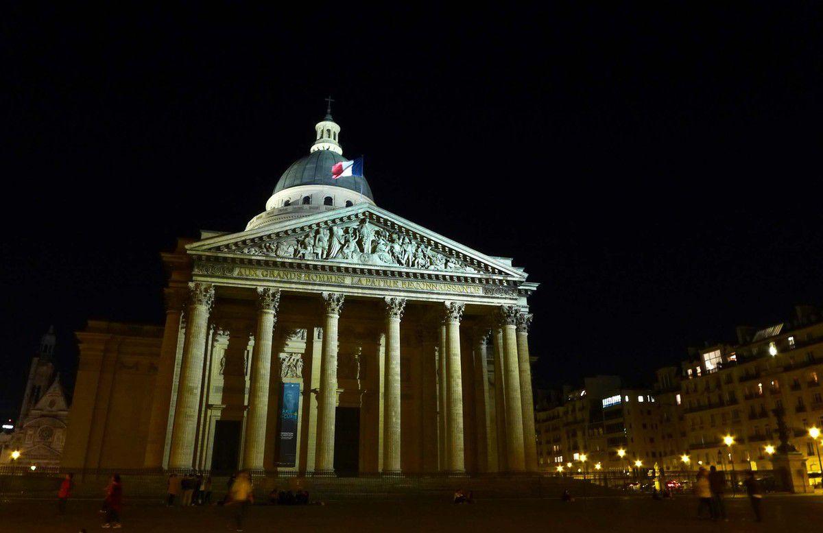 Le Panthéon.