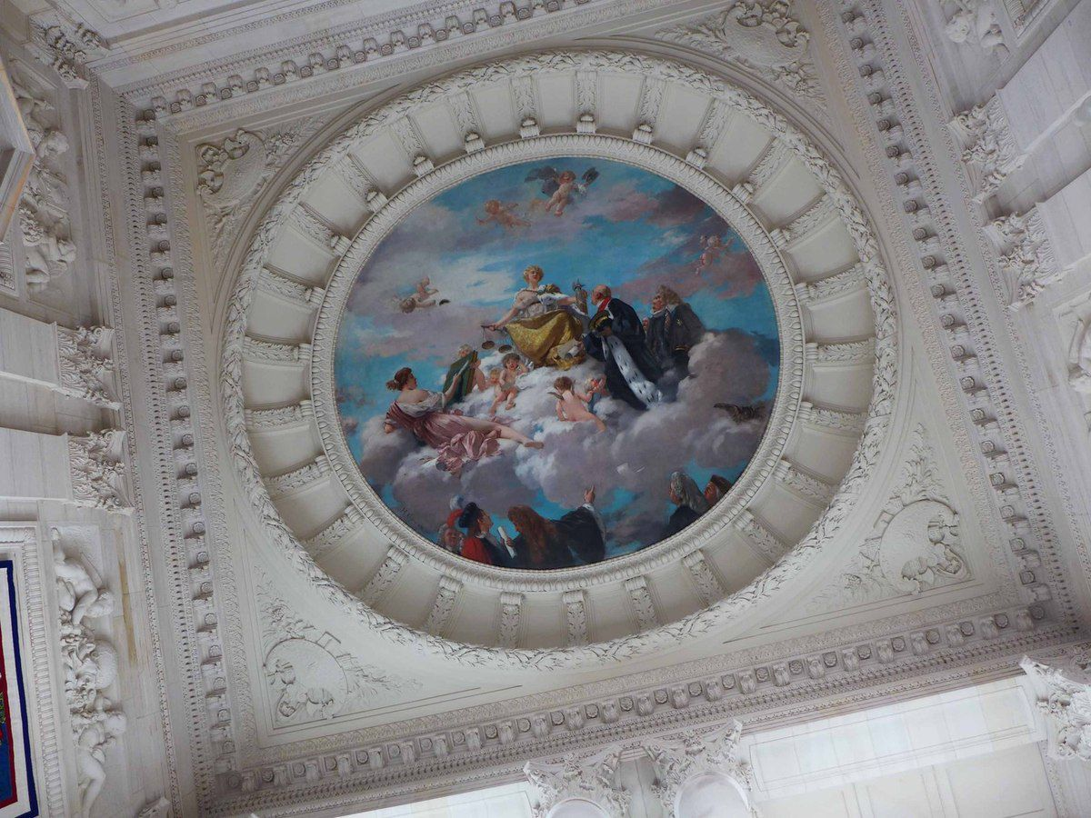 Palais Cambon - Cour des Comptes