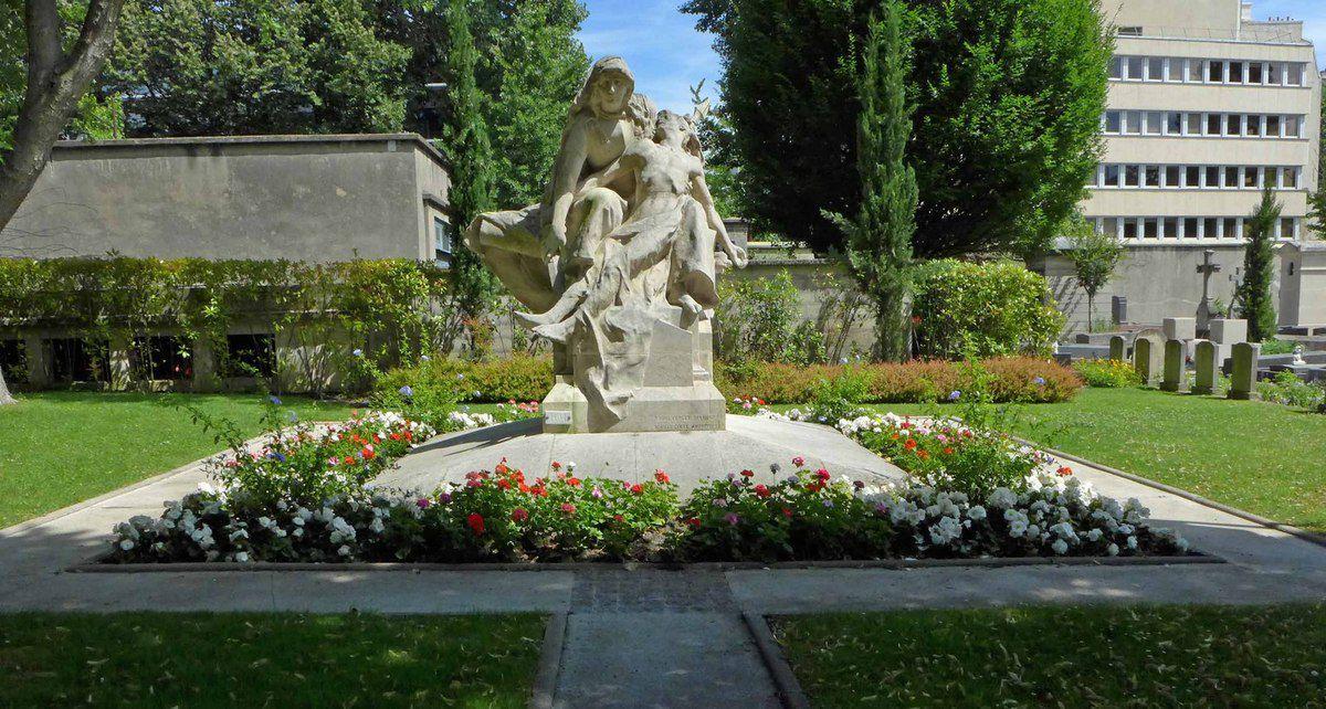 Cimetière ancien de Neuilly-sur-Seine