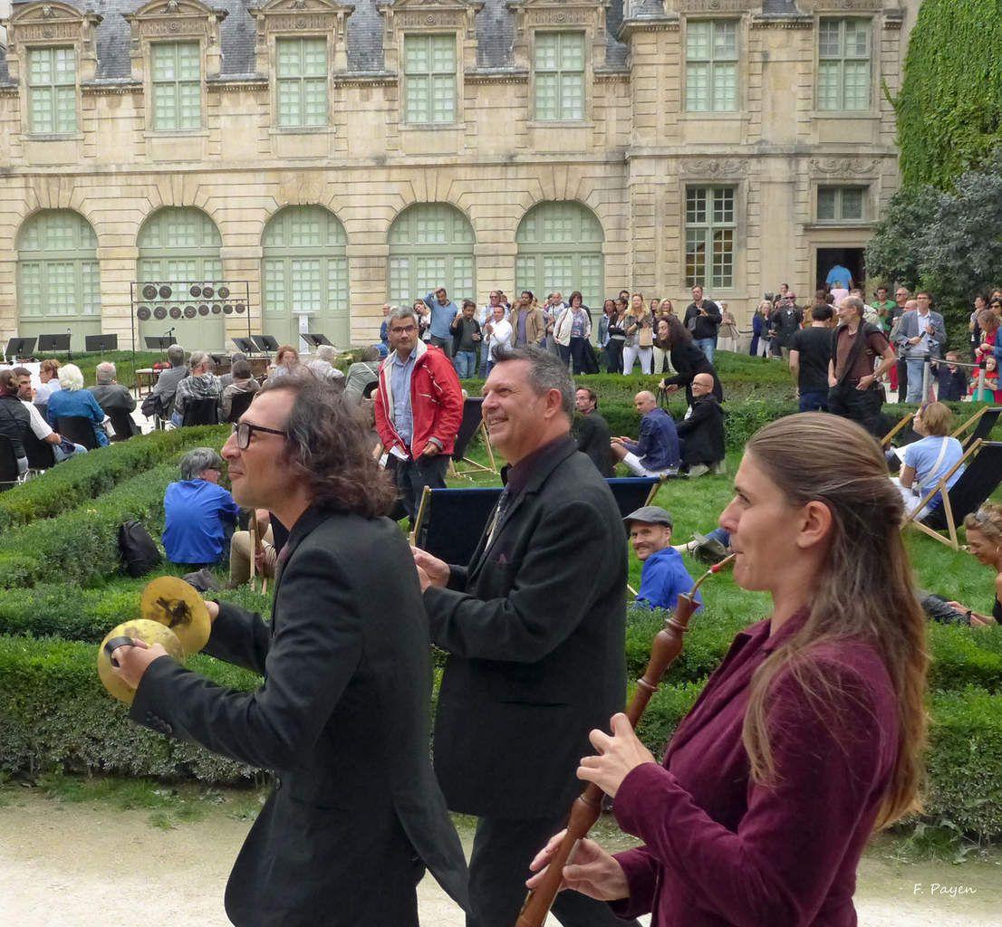 Concert baroque à l'Hôtel de Sully