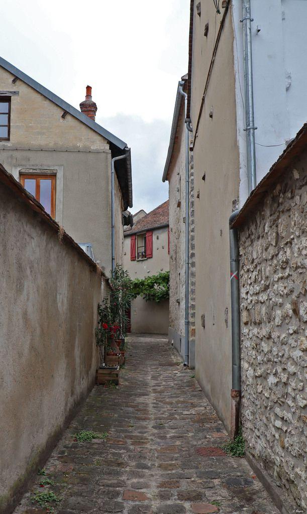 Moret-sur-Loing (Seine-et-Marne)