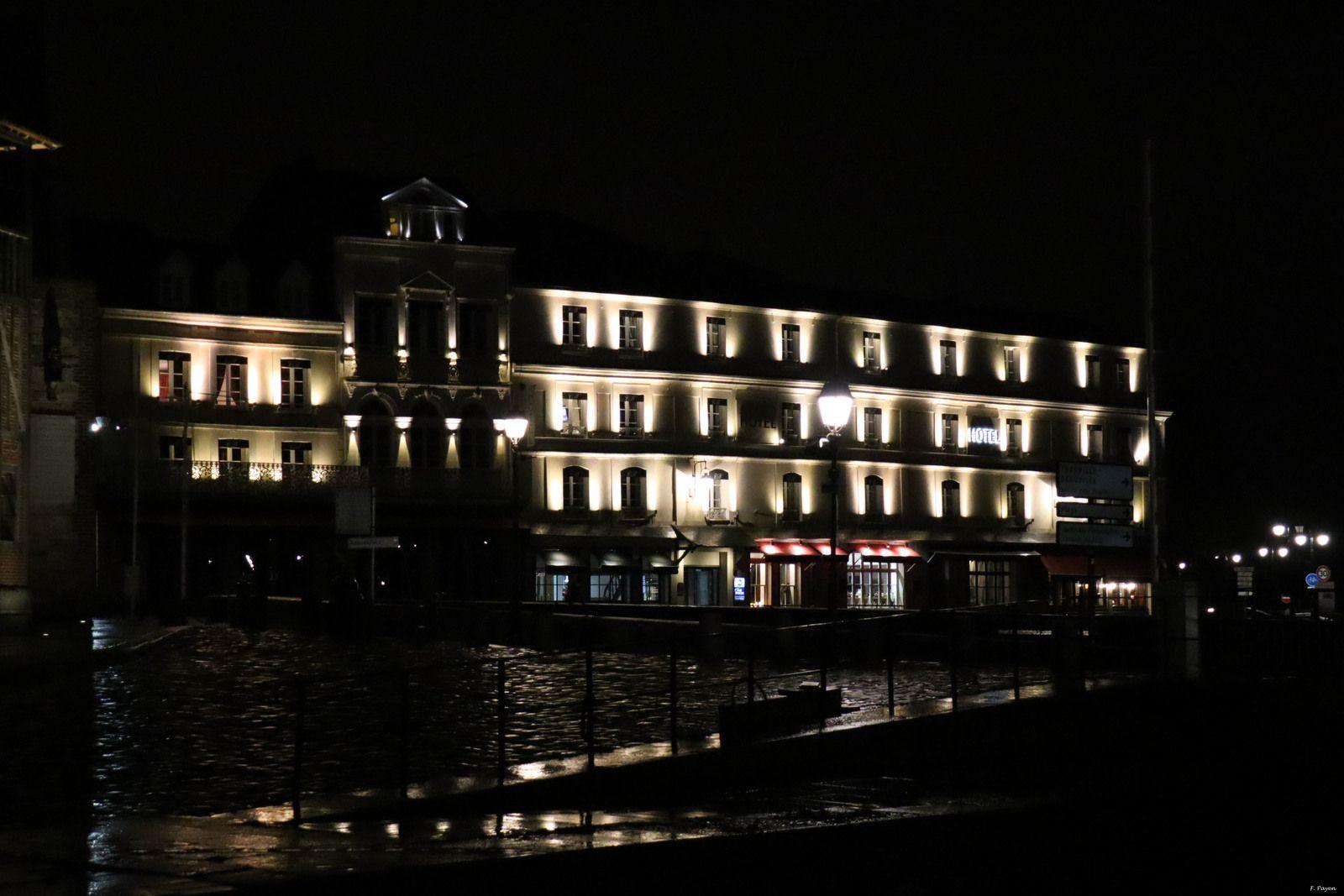 hôtel le cheval blanc, Honfleur