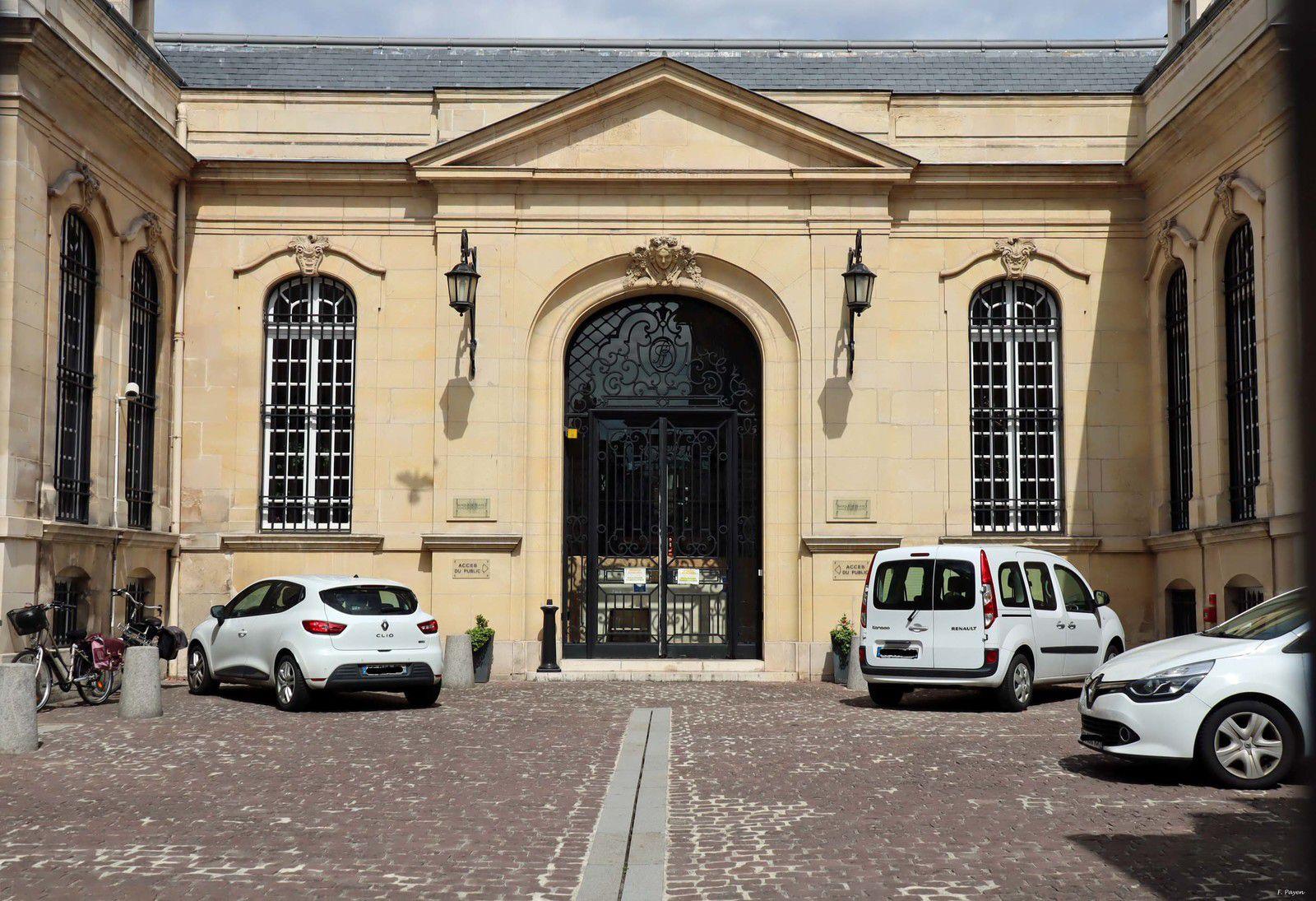 hôtel Le Brun de Fontenay, Caen