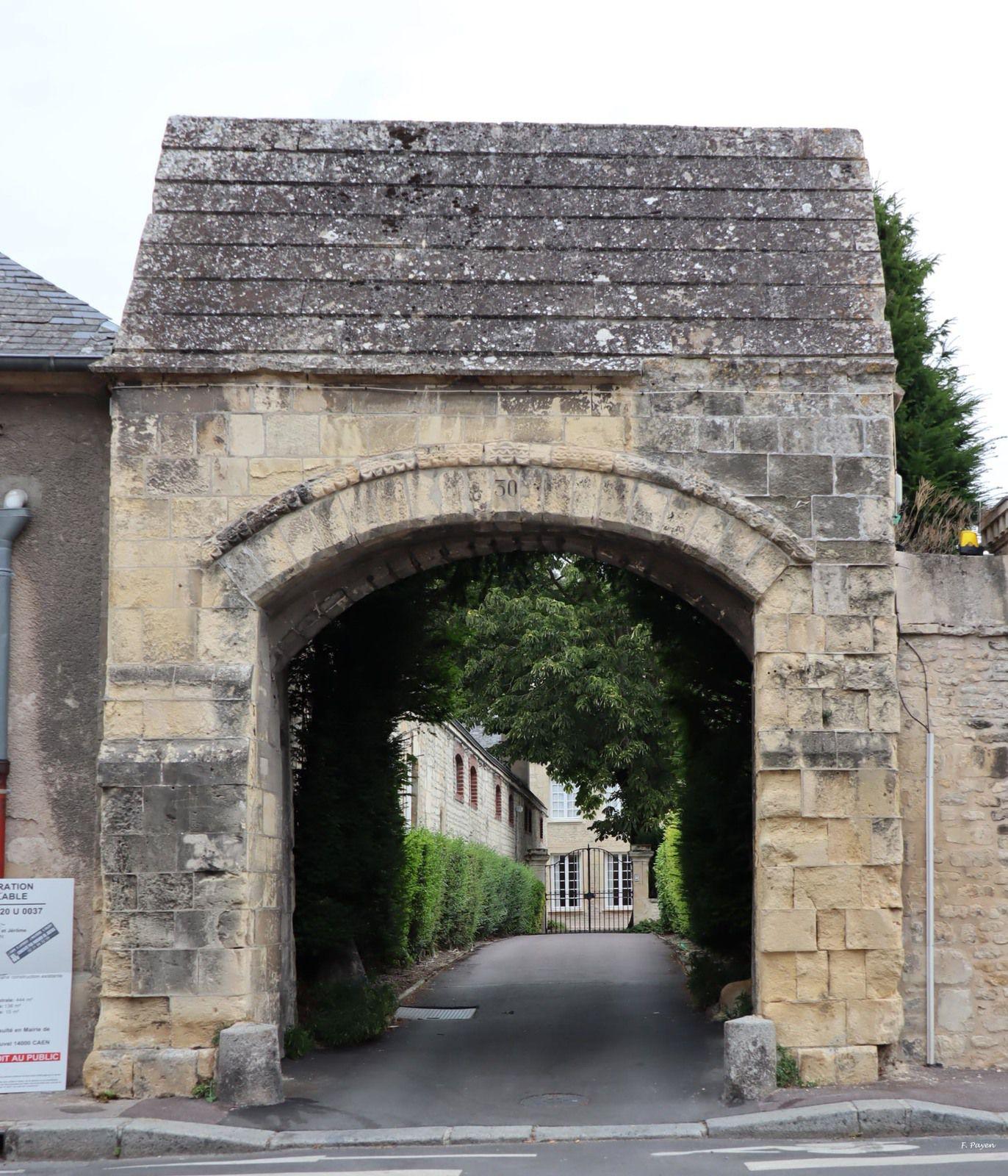 rue Bicoquet, Caen