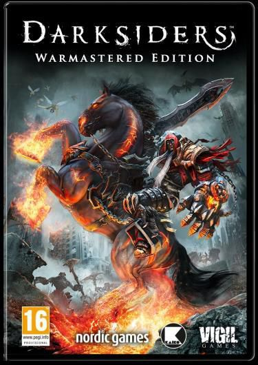 Darksiders: Warmastered Edition - Save Game - Modland