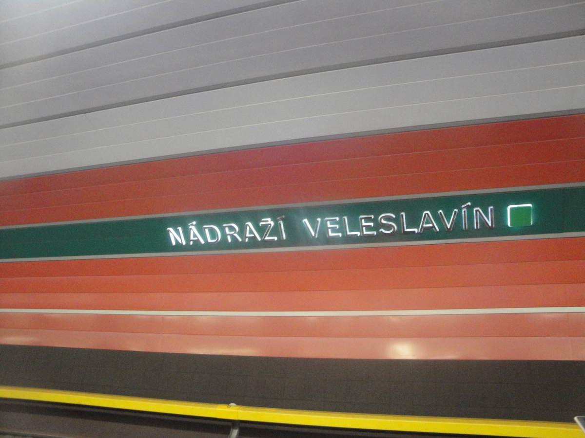 station pour le centre ville
