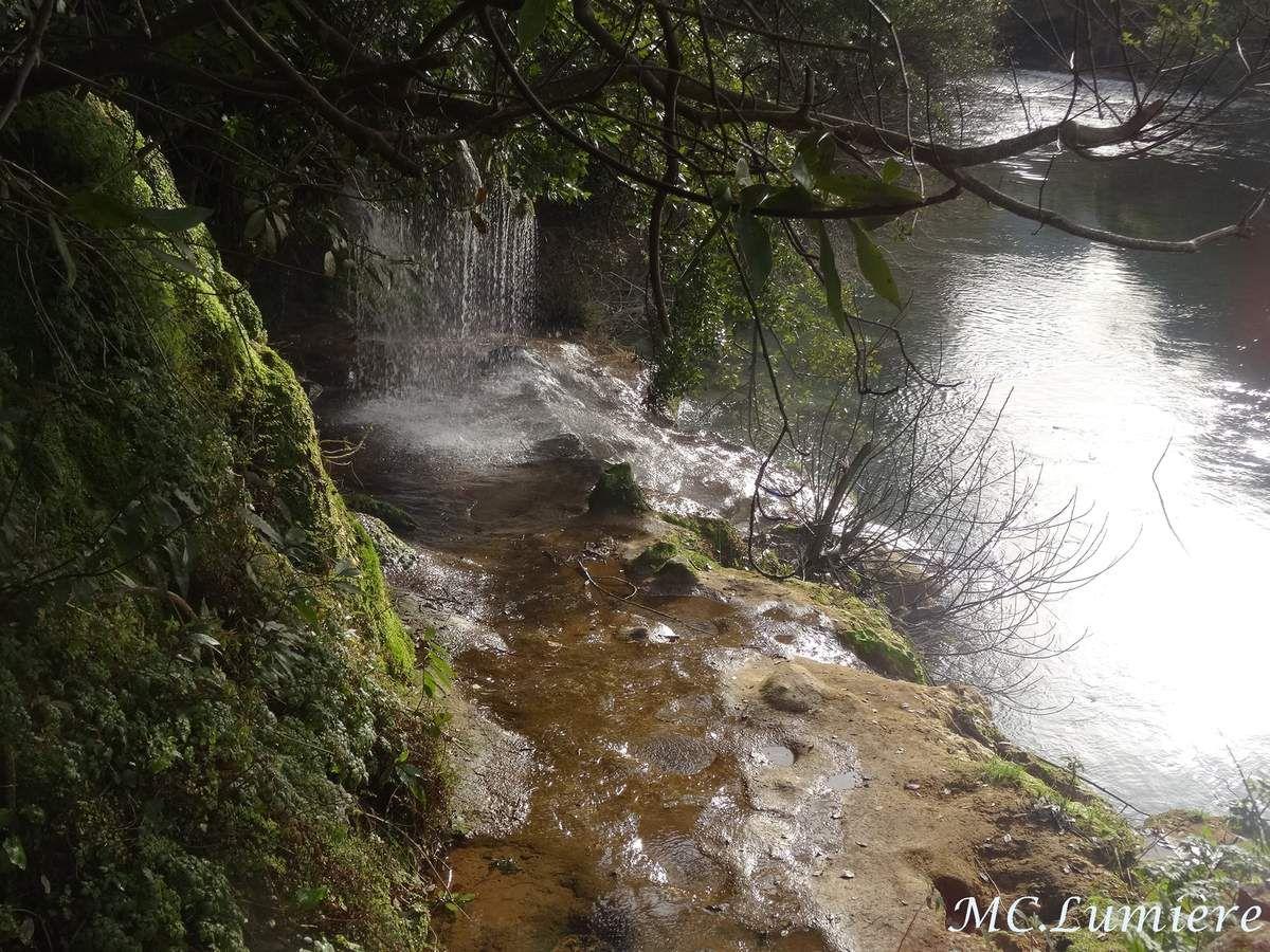 Les gorges de la Siagne, lieu magique entre eaux turquoises, ponts cascades et vestiges