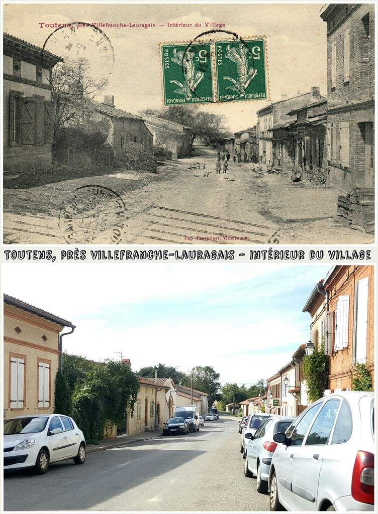 Villes & Villages d'antan et d'aujourd'hui du centre du Tarn au Lauragais Haute Garonne, Occitanie, France.