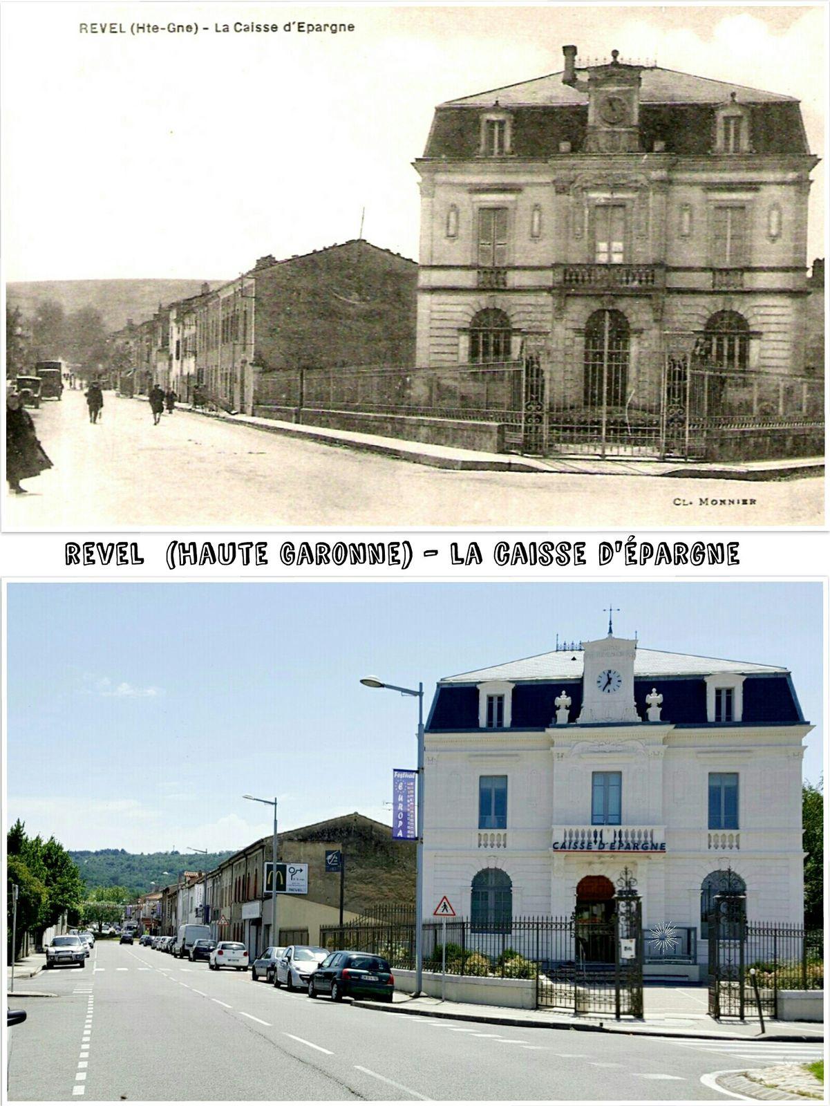● Les Caisses d'Épargne, Tarn et Lauragais.