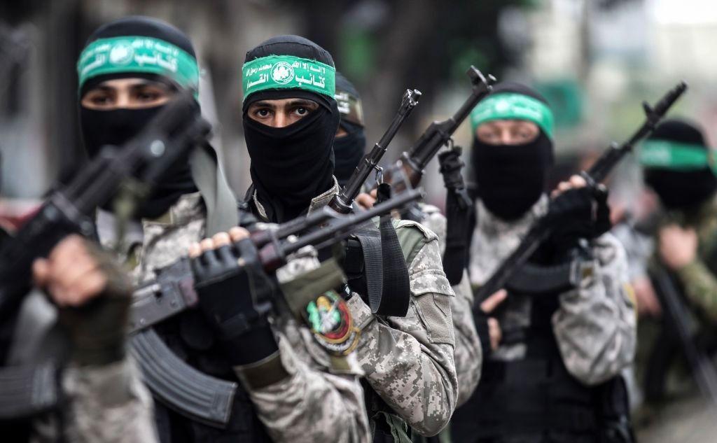 Soldats des Brigades Izz Adin Al Qassam