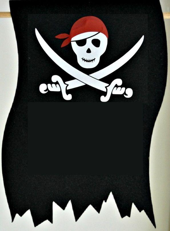 Gateau D Anniversaire Pirate Et Decoration D Anniversaire Pirate Dix Petits Doigts