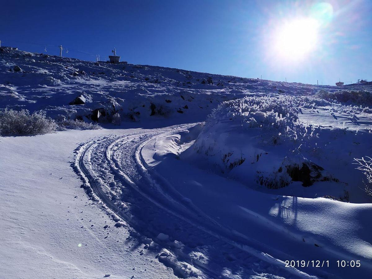 Début hivernal prometteur !